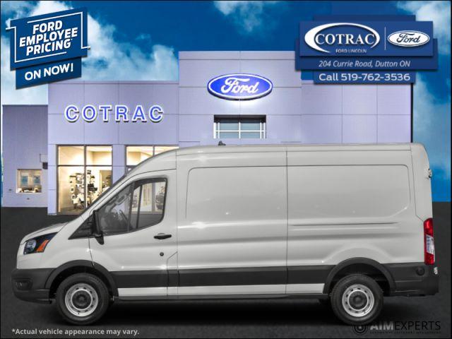 2020 Ford Transit Cargo Van - SYNC 3 - $385 B/W
