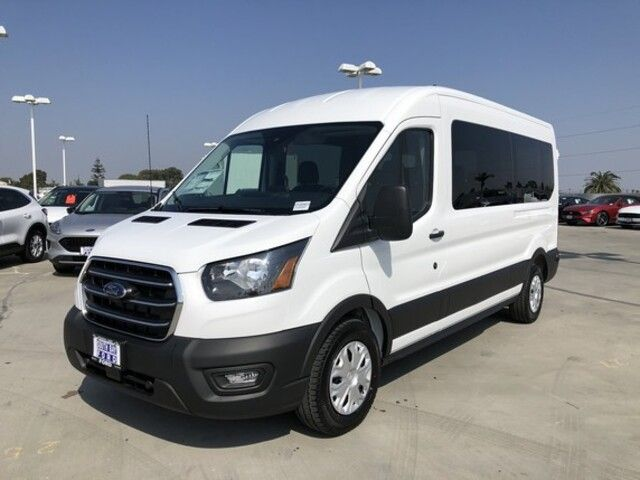2020 Ford Transit Passenger T-350 148 Med Roof XL RWD