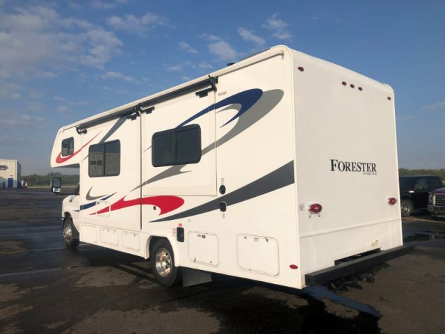 2020 Forest River Forester 2441DS  $329 Bi Weekly