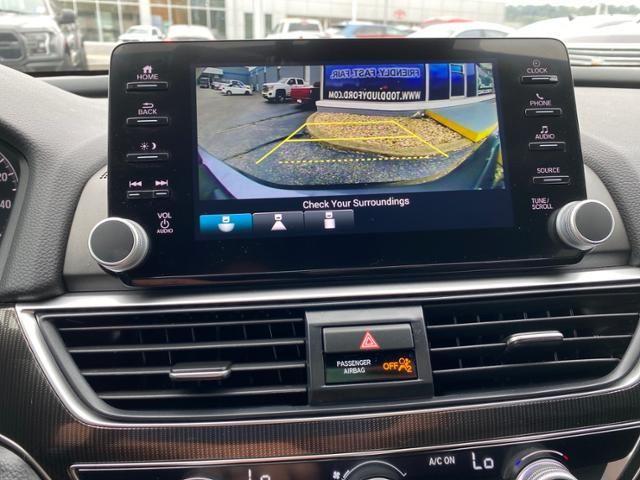 2020 Honda Accord Sport 1.5T CVT