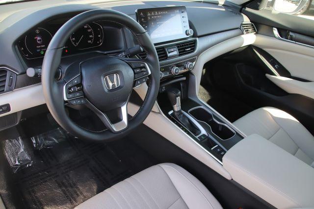 2020 Honda Accord EX-L Sedan