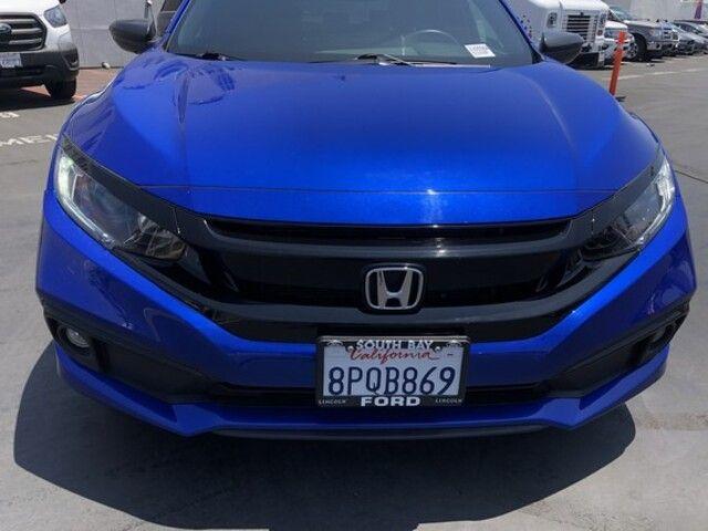 2020 Honda Civic Sport CVT