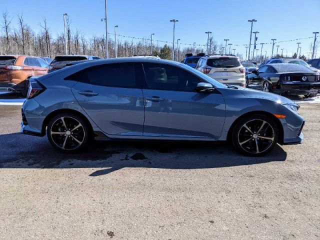 2020 Honda Civic Hatchback Sport 6MT  |ALBERTA'S #1 PREMIUM PRE-OWNED SELECTION