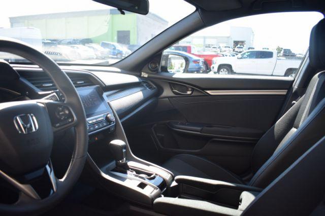2020 Honda Civic Hatchback Sport CVT  - Sunroof