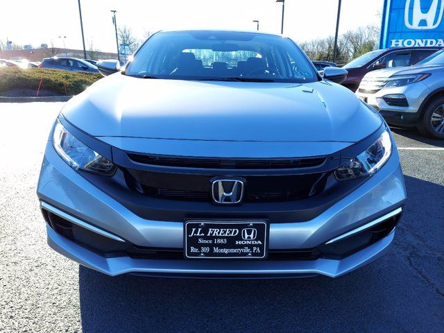 2020 Honda Civic Sedan LX