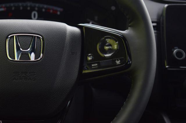2020 Honda CR-V Touring AWD  - Sunroof -  Navigation