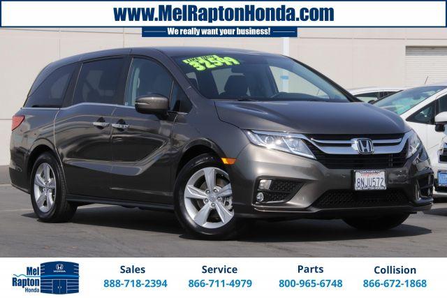 2020 Honda Odyssey EX Passenger Van