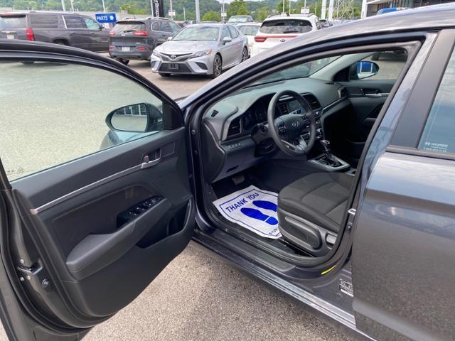 2020 Hyundai Elantra SEL IVT SULEV