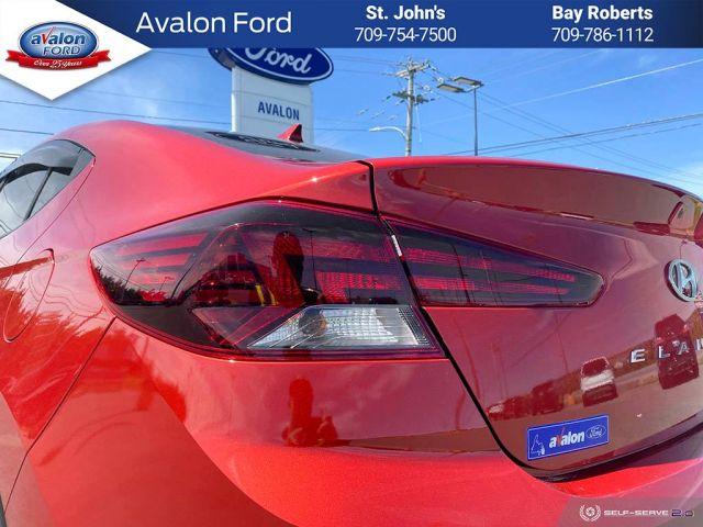 2020 Hyundai Elantra Sedan Preferred IVT
