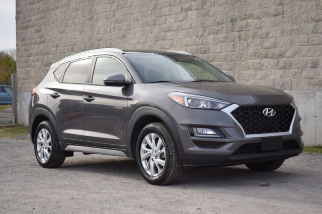 2020 Hyundai Tucson Preferred  -  Safety Package