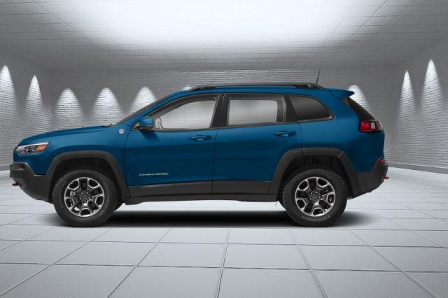 2020 Jeep Cherokee Trailhawk Elite  -  Leather Seats