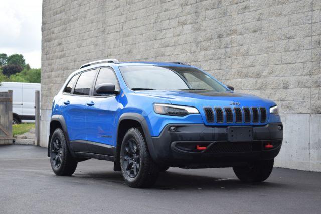 2020 Jeep Cherokee Trailhawk Elite  | LEATHER | MOONROOF | NAV |