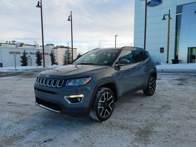 2020 Jeep Compass Limited  - Top Luxury -  Navigation