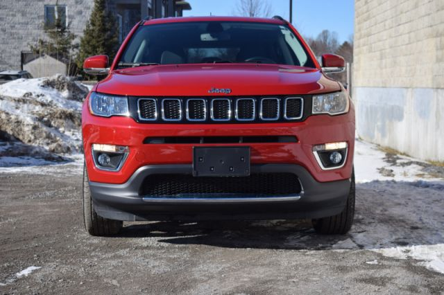2020 Jeep Compass Limited  | 4X4 |  LEATHER