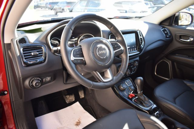2020 Jeep Compass Limited    4X4    LEATHER