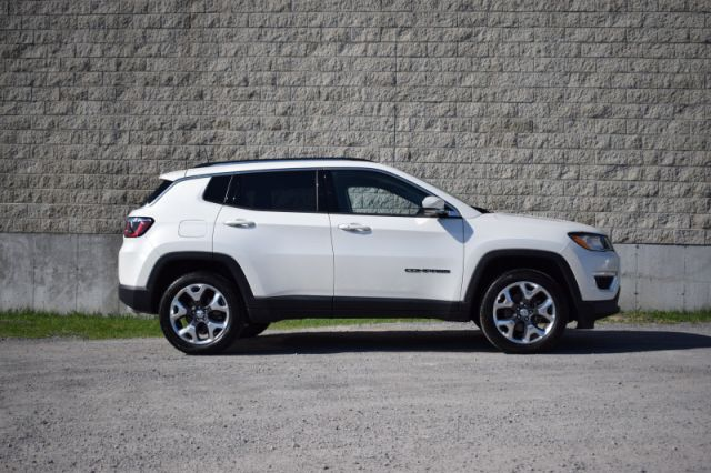 2020 Jeep Compass Limited  | 4X4 | DUAL CLIMATE |