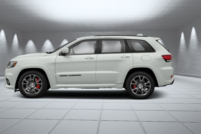 2020 Jeep Grand Cherokee SRT  -  Navigation