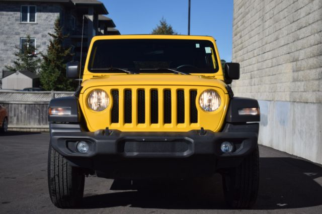 2020 Jeep Wrangler Unlimited Sport S  | DUAL CLIMATE | BACKUP CAM |