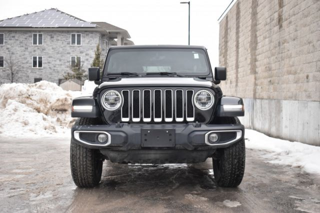 2020 Jeep Wrangler Unlimited Sahara  | 4X4 | LEATHER