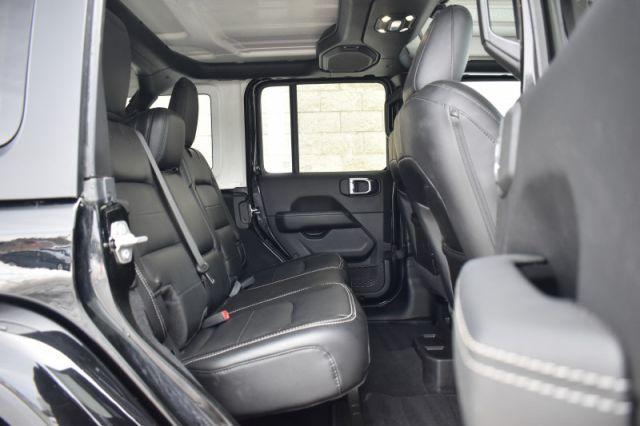 2020 Jeep Wrangler Unlimited Sahara  | 4X4 | LEATHER |