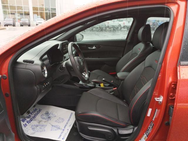 2020 Kia Forte GT DCT