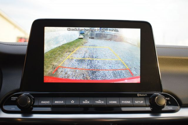 2020 Kia Forte EX+ IVT  SUNROOF | BLIND SPOT MONITORING | APPLE CARPLAY & ANDRO