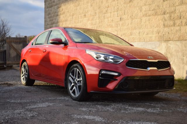 2020 Kia Forte EX+ IVT  | SUNROOF | BLIND SPOT MONITORING