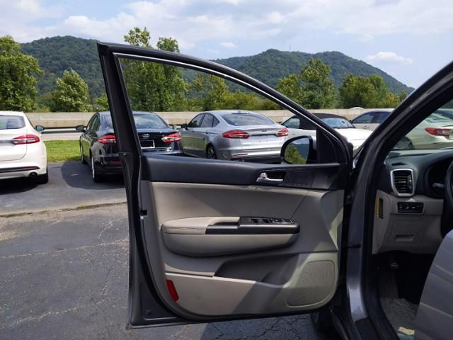 2020 Kia Sportage S AWD