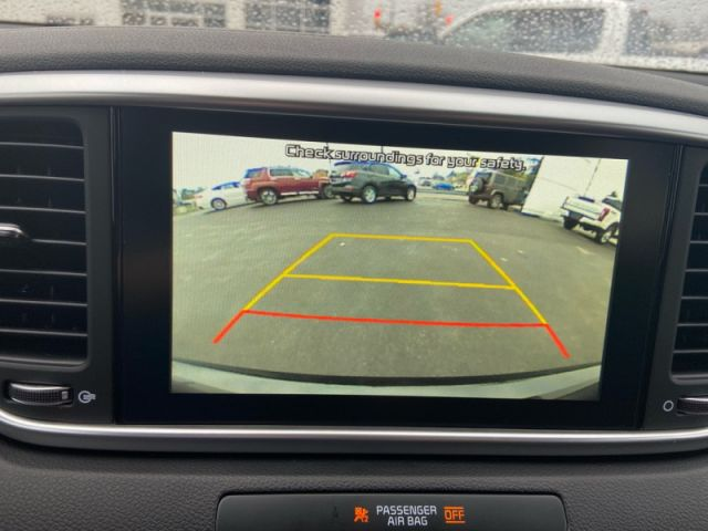 2020 Kia Sportage LX AWD  - $180 B/W