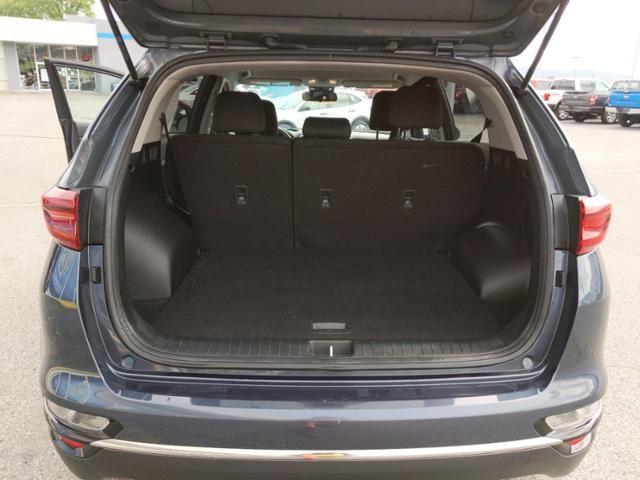 2020 Kia Sportage LX AWD
