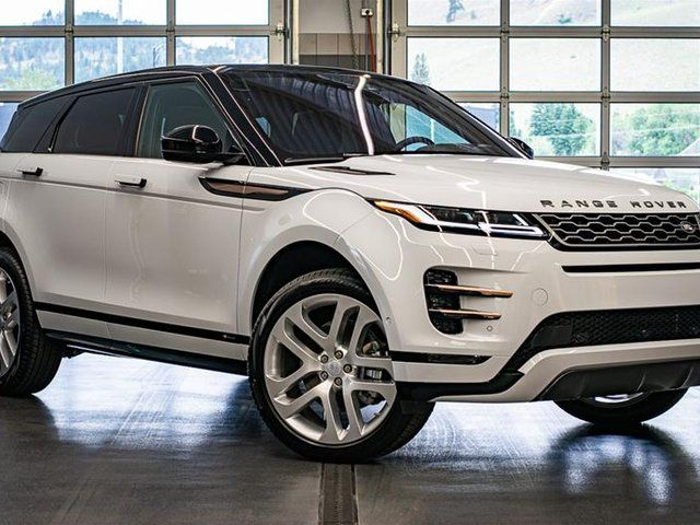 Land Rover Kelowna >> Certified Pre Owned 2020 Range Rover Evoque Details