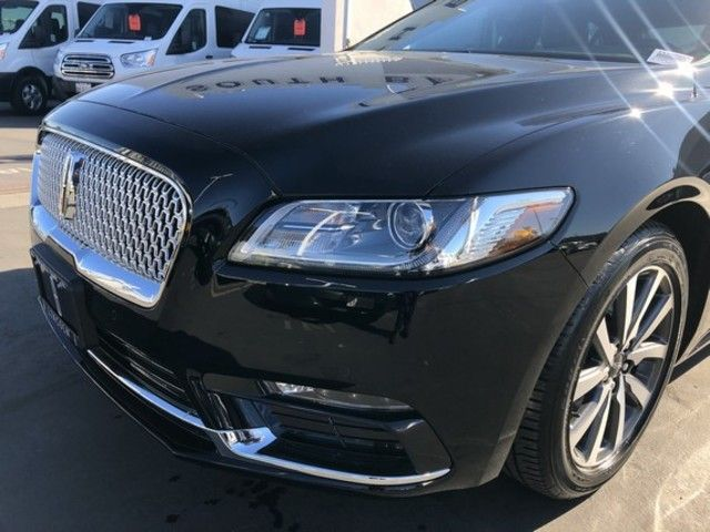 2020 Lincoln Continental Livery FWD