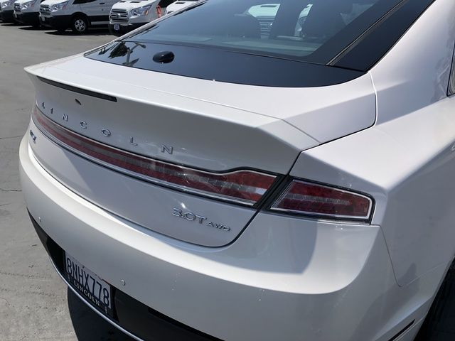2020 Lincoln MKZ Reserve AWD