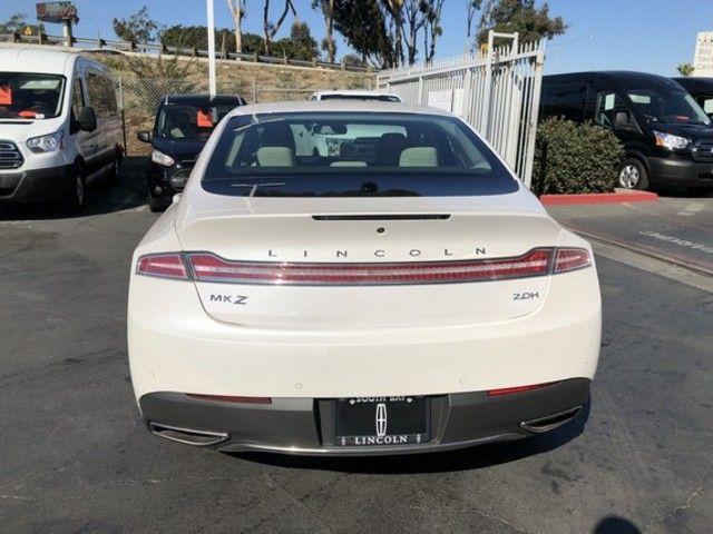 New 2020 Lincoln MKZ HYBRID Hybrid Reserve FWD For Sale ...