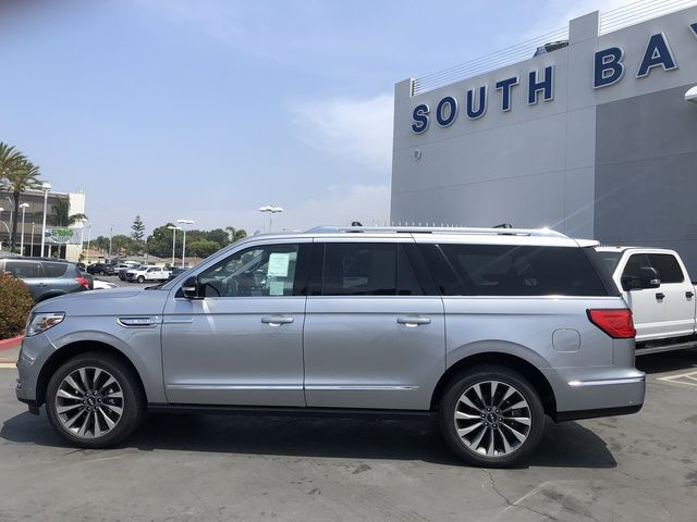 new 2020 lincoln navigator l reserve 4x4 for sale near