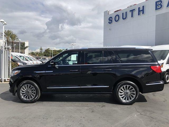 2020 Lincoln Navigator L Standard 4x2