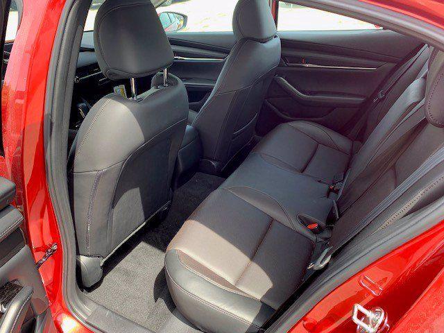 2020 Mazda Mazda3 Sedan Preferred Package