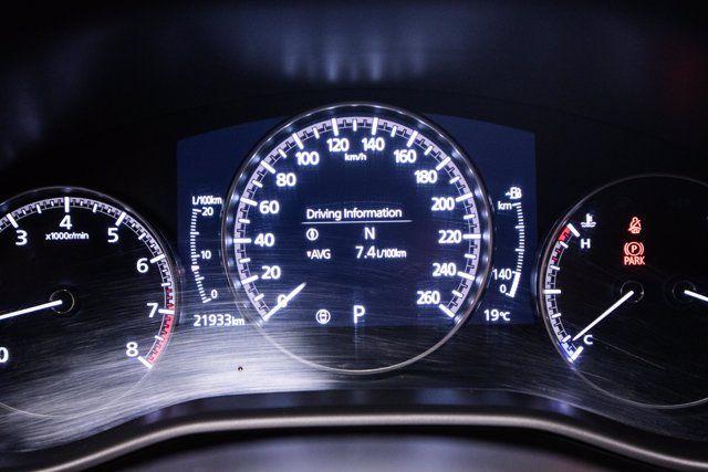 2020 Mazda Mazda3 Sport GX