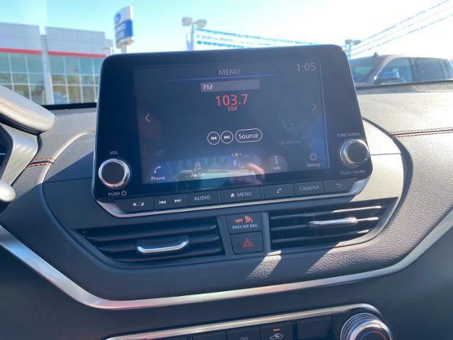 2020 Nissan Altima 2.5 SR AWD Sedan