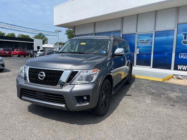 2020 Nissan Armada 4x4 Platinum