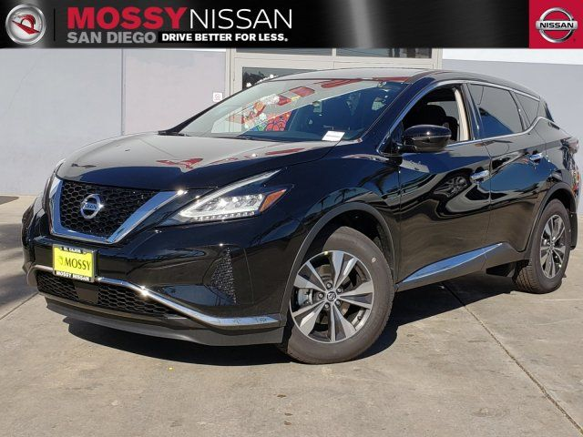 Nissan Dealership San Diego >> 2020 Nissan Murano For Sale In San Diego San Diego Area