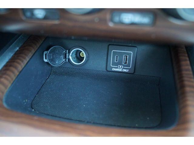 2020 Nissan Pathfinder Platinum