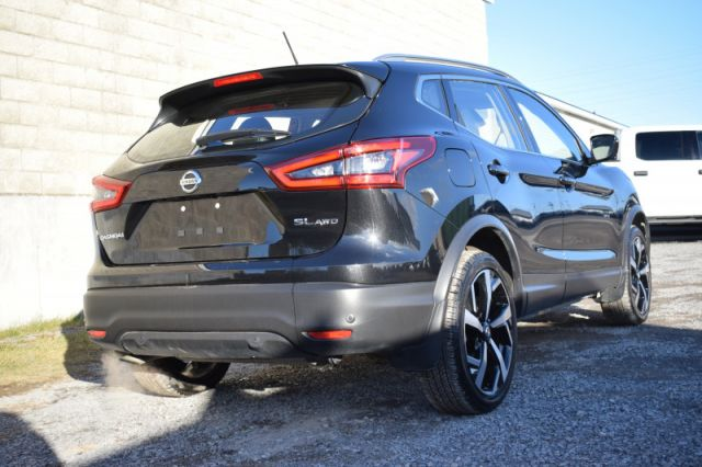 2020 Nissan Qashqai AWD SL  | AWD | LEATHER | NAV