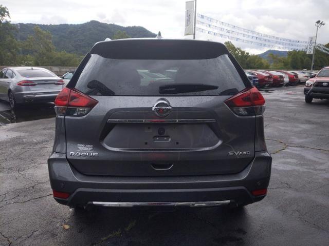 2020 Nissan Rogue AWD SV