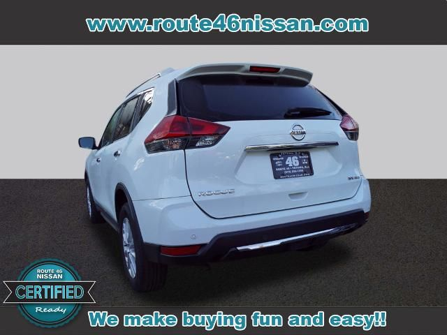 2020 Nissan Rogue SV