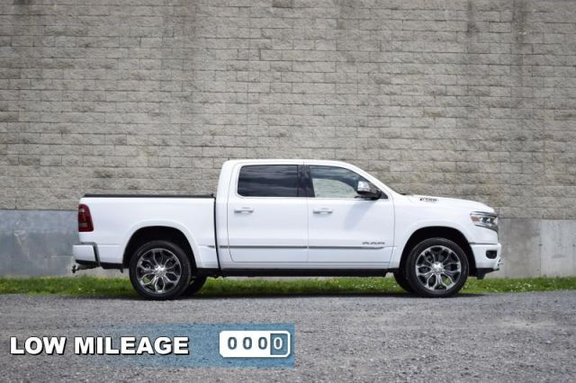 2020 Ram 1500 Limited  -  Navigation - Low Mileage