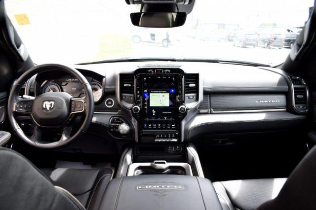 2020 Ram 1500 Limited  -  Navigation