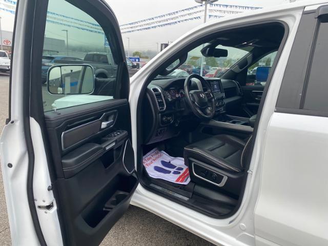 2020 Ram 1500 Laramie 4x4 Crew Cab 57 Box