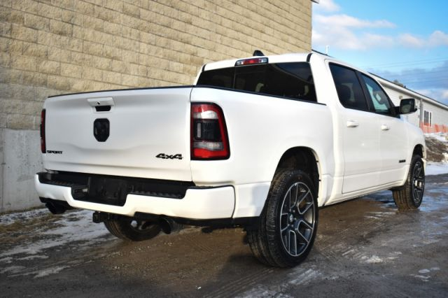 2020 Ram 1500 Sport  | MOPAR CAT-BACK EXHAUST | MOONROOF |