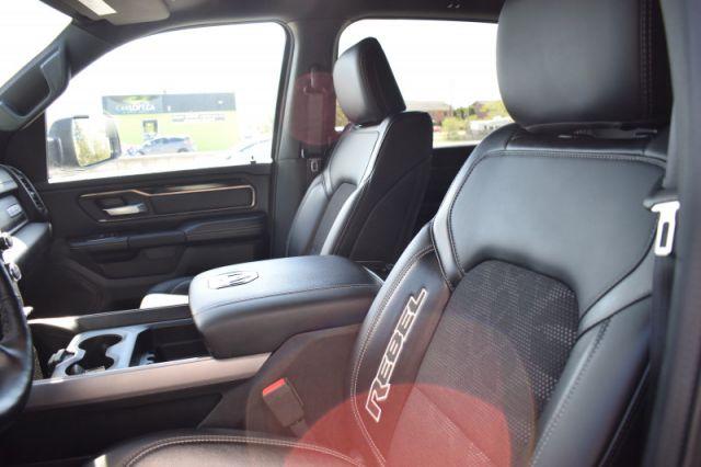 2020 Ram 1500 Rebel    4X4   HEATED SEATS & WHEEL  